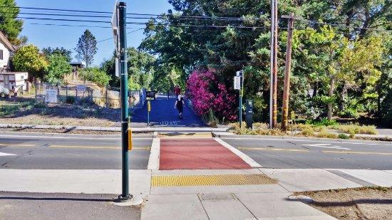 Contra Costa Canal Trail : Contra Costa Canal Trali, Pleasant Hill, CA, May 2016