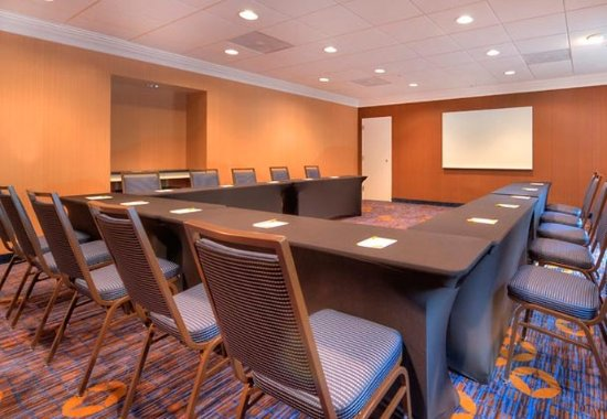 Courtyard Raleigh Crabtree Valley: Meeting Room