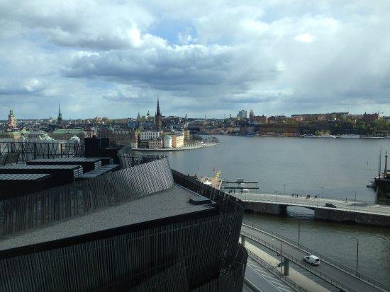 Radisson Blu Waterfront Hotel: Вид из окна номера!