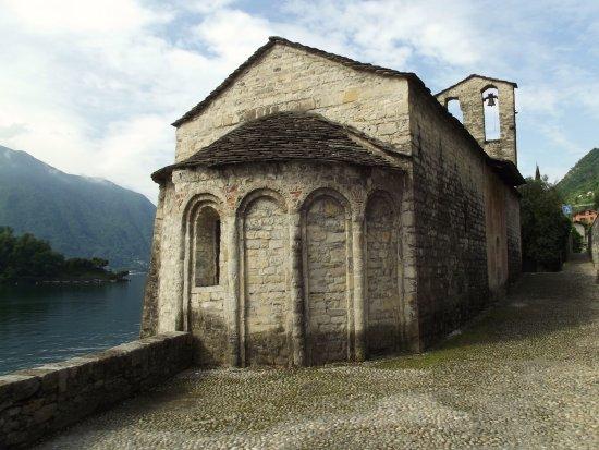 Ossuccio, Italie : Il retro