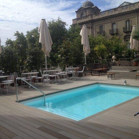 Terrazza Magnifica Picture Of Hotel Oasis Barcelona