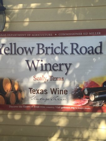 Yellow Brick Road Winery & Restaurant