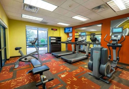 Courtyard Salisbury: Fitness Center