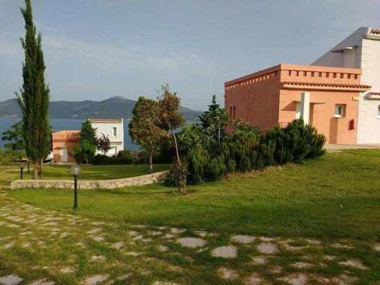 Thalassa Hotel & Spa Paleros: Εξωτερικό χώρο
