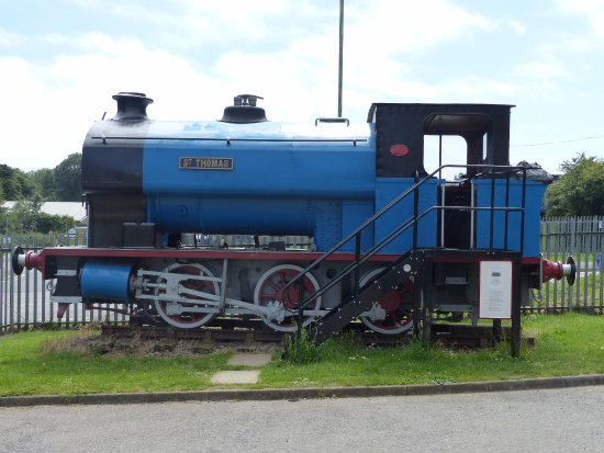 Dover Transport Museum : St Thomas the tank engine (really)
