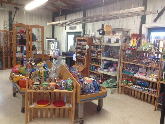 Macedon, Nova York: Long Acre Farms - the country store