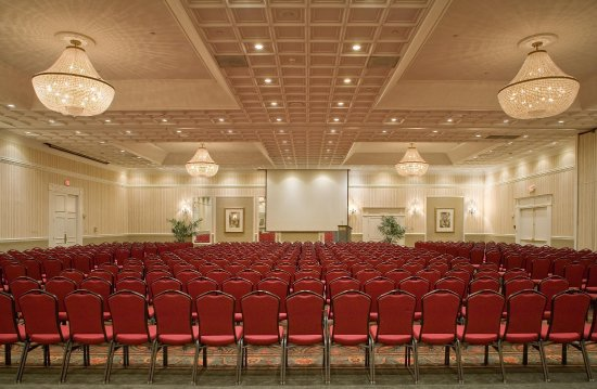 Doubletree Dallas Near the Galleria: Ballroom
