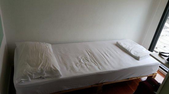 Chilli Bangkok Hotel: เตียงนอน