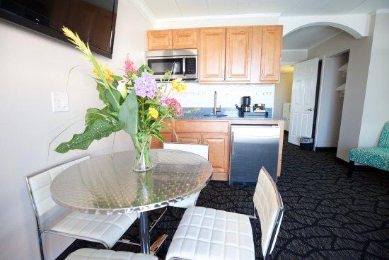 بيريوينكل إن - كايب ماي نيو جرسي: Two Room Suite