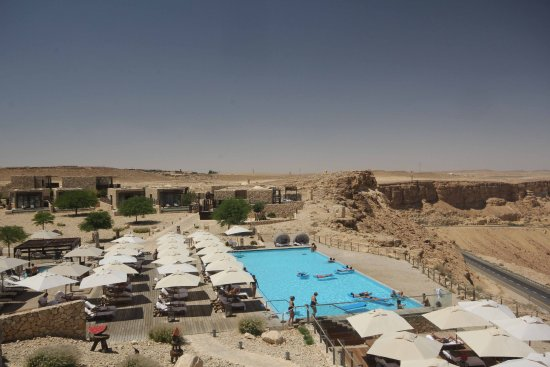 Beresheet Hotel by Isrotel Exclusive Collection: the pool during the day