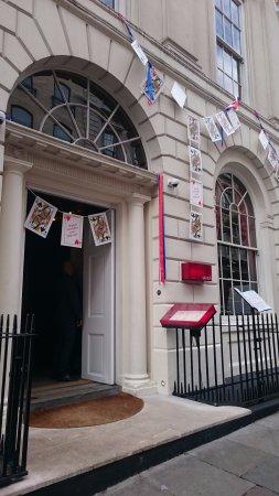 Front door - Picture of Sketch Gallery, London - TripAdvisor