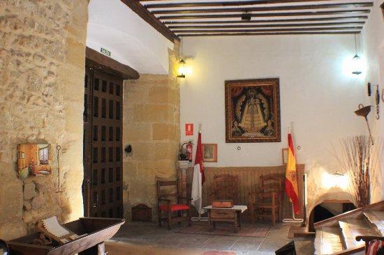 Huete, إسبانيا: Zaguán