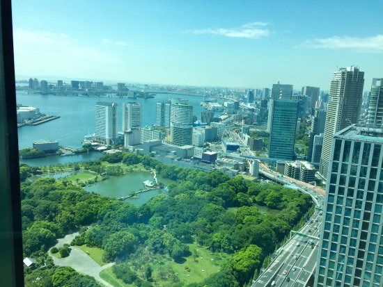 Magnificent View Of The Sumida River From The Full Width Window Seat Onthecornerstone Fun Painted Chair Ideas Images Onthecornerstoneorg