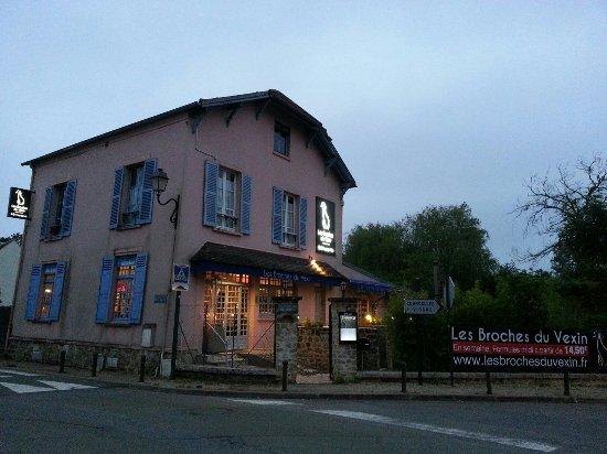 Meilleur Restaurant Du Vexin