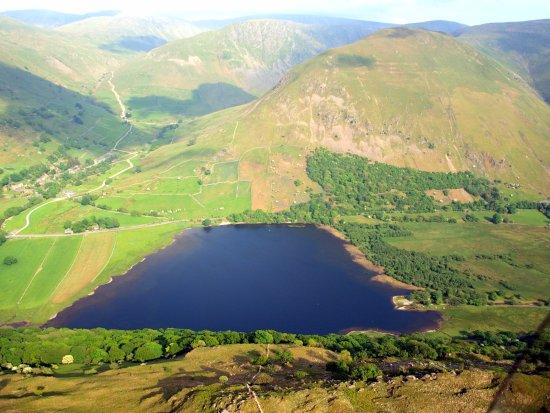 Berrier, UK: stunning views: Brothers Water