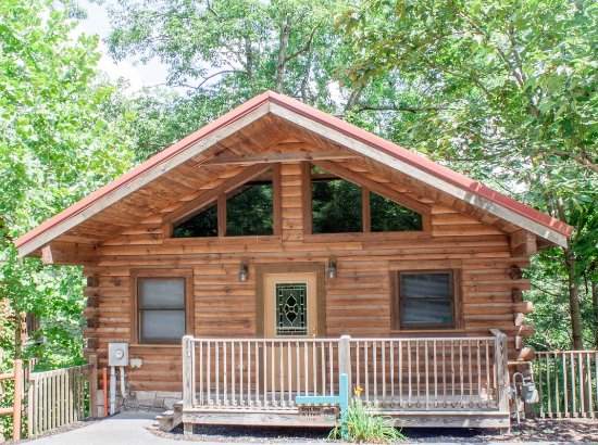 Out on a Limb log cabin - Picture of Mountain Shadows Resort