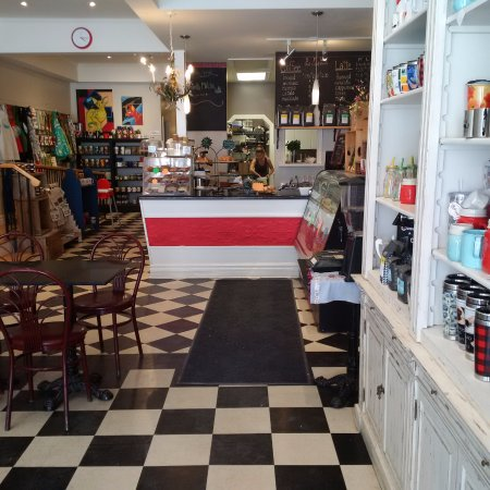 Miss Lily's Cafe : Pleasing decor