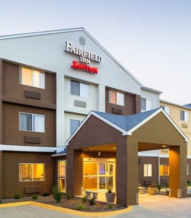 fairfield inn suites lafayette in hotel reviews. Black Bedroom Furniture Sets. Home Design Ideas