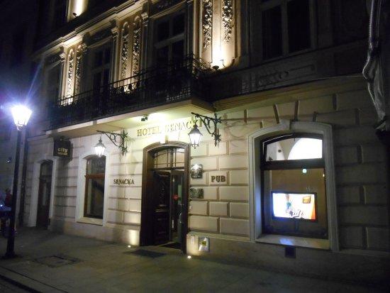 Senacki Hotel: lovely