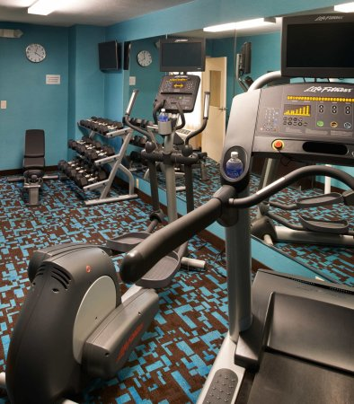 Fairfield Inn Port Huron: Fitness Center