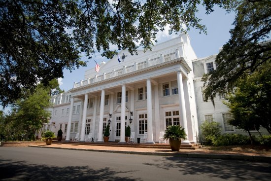 Southern hospitality at the Willcox, Aiken South Carolina