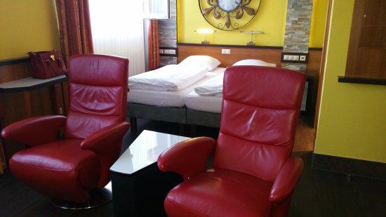Hotel Sperling: Fantische kamer, zeer mooi ingericht