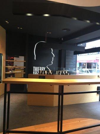 Thierry marx la boulangerie - Restaurant cuisine moleculaire paris thierry marx ...