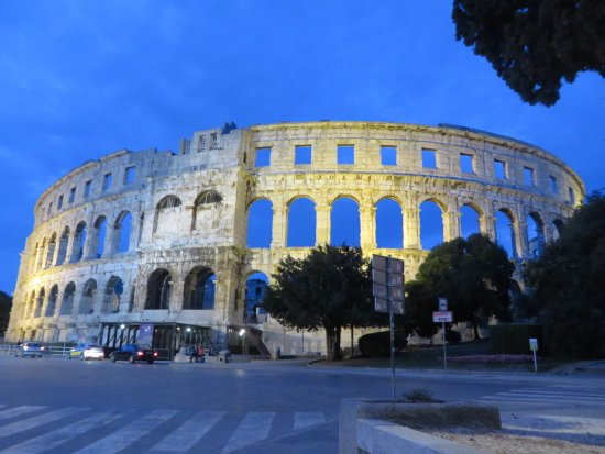 Arena di Pula: The Amphitheatre in Pula