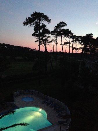 Madame Vacances Residence Du Golf & Les Appartements de Moliets: Autour d'un verre de vin