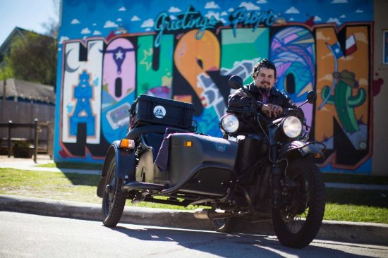 Houston Sidecar Tours