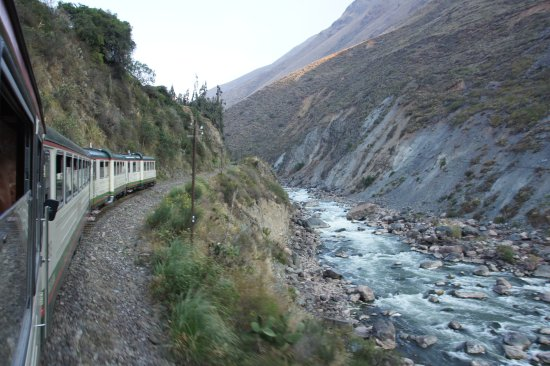 Regio Cuzco, Peru: Trem.