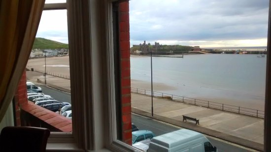 Waldick Hotel: View from Room 6 (and that's just half what you can see!)