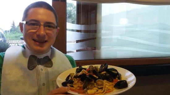 Albese con Cassano, Italia: Piatto delizioso