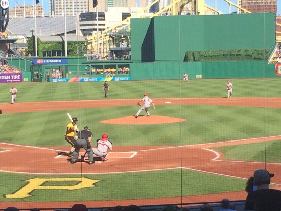 PNC Park: Game on!