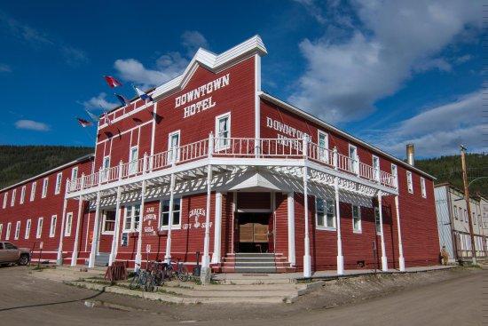 Photo of Canadas Best Value Inn - Downtown Hotel Dawson City