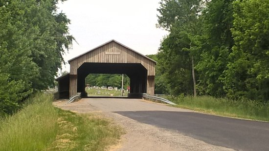 Lockport Covered Bridge