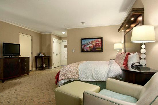 Hilton Dallas / Rockwall Lakefront: King Bed Accessible