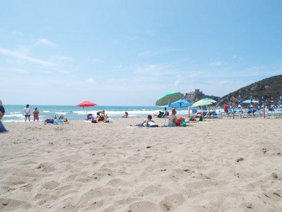 Spiaggia libera delle rocchette foto di camping village - Bagno rocchette ...