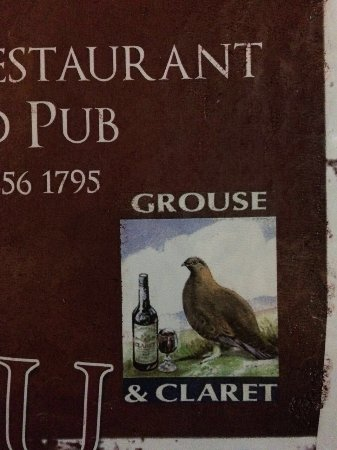 Grouse and Claret: photo0.jpg