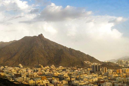 Jabal-al-noor (Montagna della Luce)