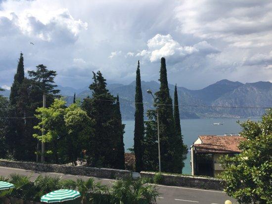 Hotel Casa Serena: Blick vom Balkon!