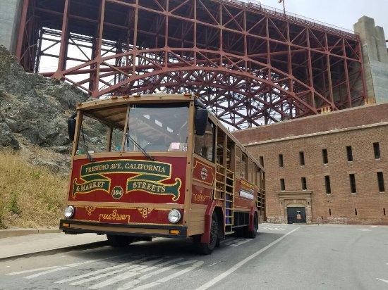 Hornblower Classic Cable Car Tours