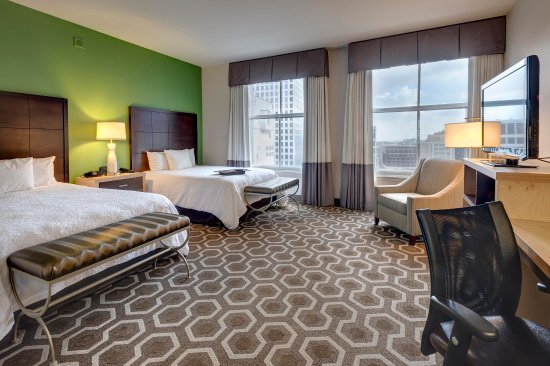 Hampton Inn & Suites New Orleans Downtown (French Quarter Area): Std King