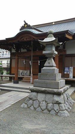 Tsuchihashi Shrine