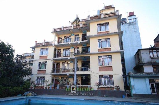 Hotel Kathmandu Garden Pvt.Ltd: building