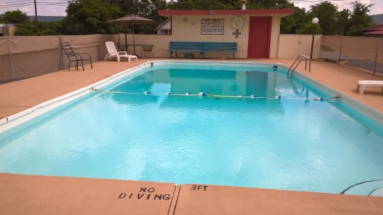 Dogwood Motel : Swimming Pool