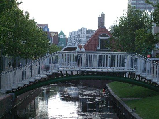 Nearby Canal Picture Of Inntel Hotels Amsterdam Zaandam