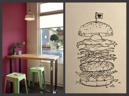 Przezmierowo, Polônia: Diwalko Burger Przeźmierowo