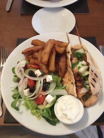 Great Greek & Mediterranean food!