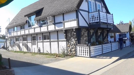 Hadsten House: Town of Solvang